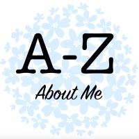 Tag: A-Z About Me + IT'S MY BIRTHDAY