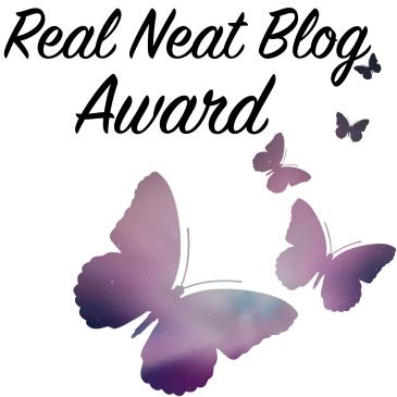 Resultado de imagem para REAL NEAT blog award